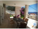 Villa Laura 50 m do mora - Omi� Croatie