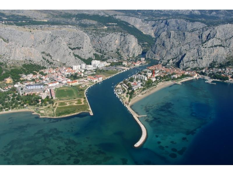 Villa Lili - Omiš Horvátország