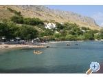 Ferienwohnungen  Marta - Omiš Kroatien