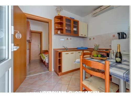 Apartmány Natalie - Omiš Chorvatsko