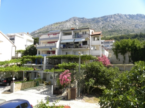 Apartments Perkušić - Omiš Croatia