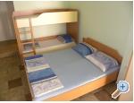 Apartmány Perkušić - Omiš Chorvatsko