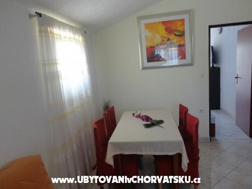 Novi apartmani Josipa - Omiš Croatia