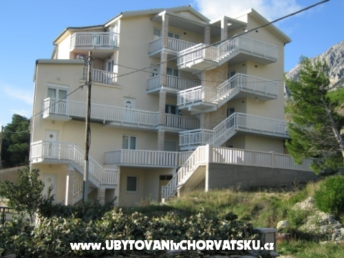 Apartments Tatjana - Omiš Croatia
