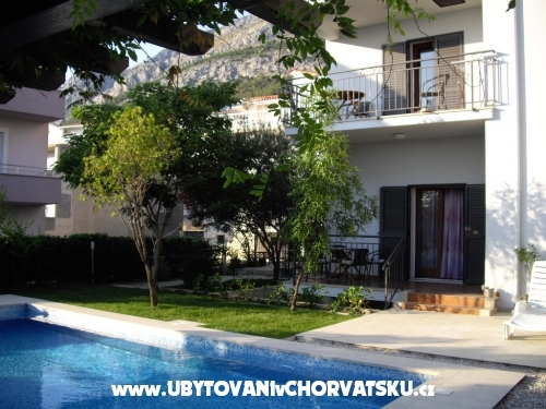 Apartments Zlatko - Omiš Croatia