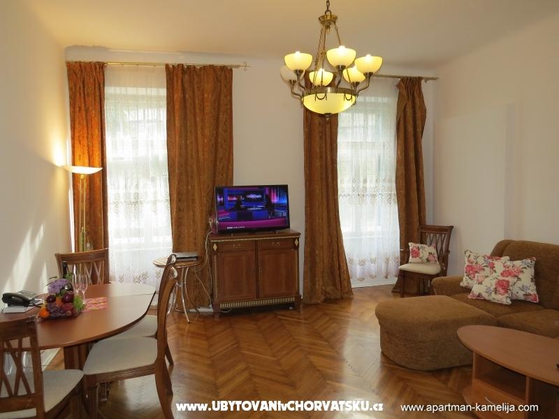 Apartman Kamelija - Opatija Horvátország