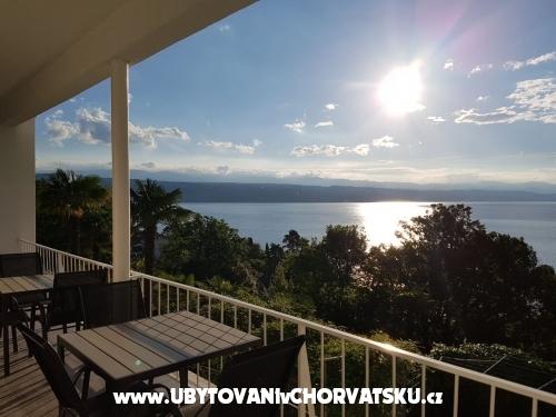 Villa Tomic - Opatija Chorv�tsko