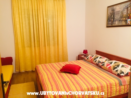 Apartmanok  Ante - Orebić – Pelješac Horvátország