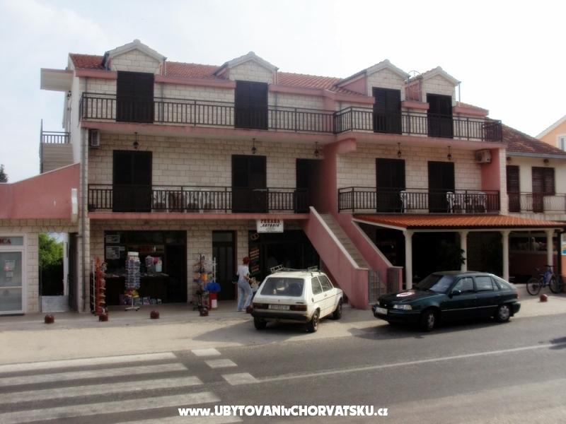 Apartmanok Bilic - Orebić – Pelješac Horvátország