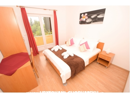 Apartments Ćurković - Orebić – Pelješac Croatia