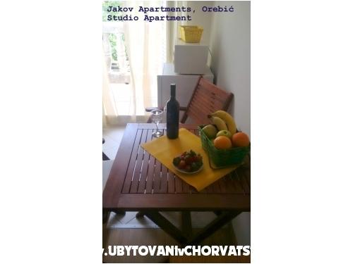 Apartamenty Jakov - Orebi� � Pelje�ac Chorwacja