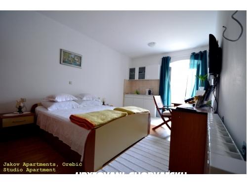 Apartm�ny Jakov - Orebi� � Pelje�ac Chorv�tsko