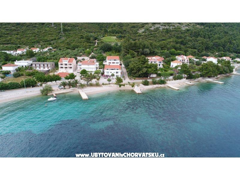 Apartments Jurkovic Orebic Peljesac Croatia Kuciste Perna