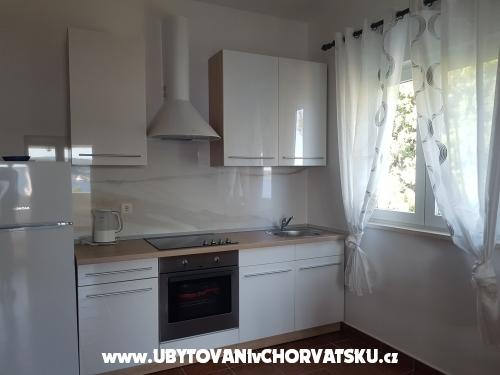 Apartmány Jurković - Orebić – Pelješac Chorvatsko