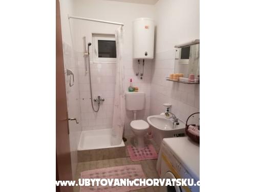 Apartmanok Mali Raj - Orebić – Pelješac Horvátország