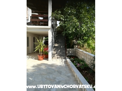 Apartmanok Radojković - Orebić – Pelješac Horvátország