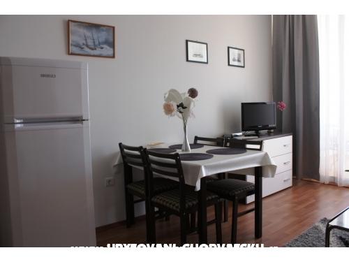 Apartmány Šurjak - Orebić – Pelješac Chorvatsko