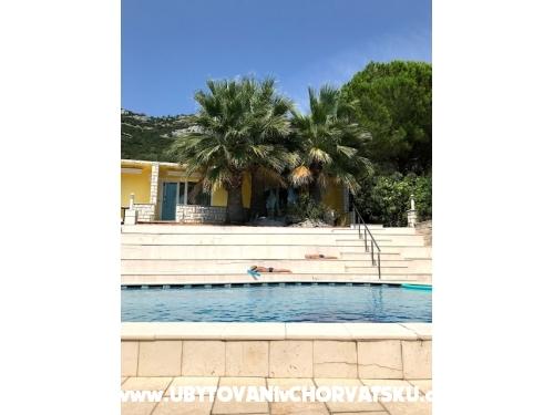 Apartmanok Villa Mediterrane - Orebić – Pelješac Horvátország