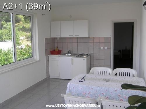 Apartmány Zorka - Orebić – Pelješac Chorvatsko