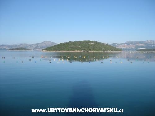 Apartmány Mratović - Orebić – Pelješac Chorvatsko