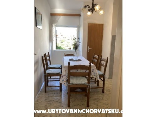 Apartments Mirjana - Orebić – Pelješac Croatia
