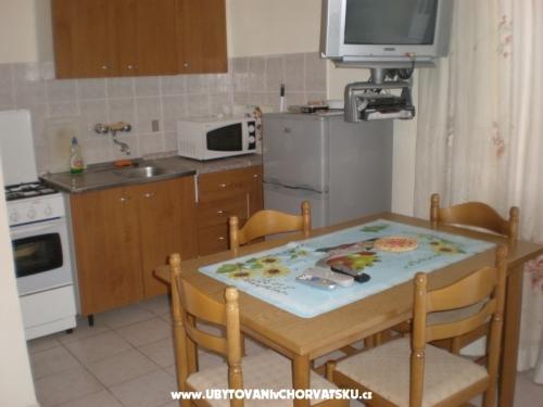 апартаменты Terezija - Orebi� � Pelje�ac Хорватия