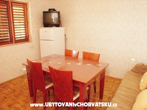 Apartmány Franic - Orebić – Pelješac Chorvatsko