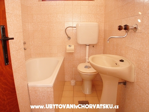 Apartm�ny Franic - Orebi� � Pelje�ac Chorvatsko