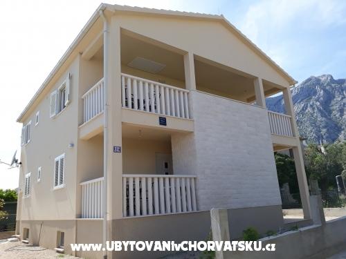 Apartmanok Juliet - Orebić – Pelješac Horvátország