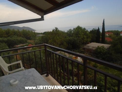 Appartements Sveti Anton Orebic - Orebić – Pelješac Croatie