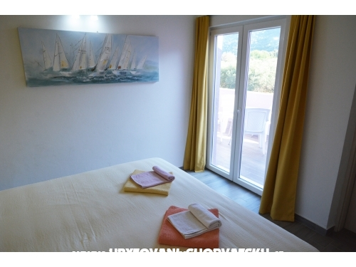 Dubas апартаменты - Orebi� � Pelje�ac Хорватия