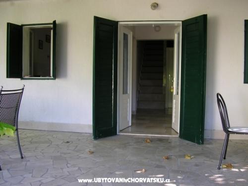 Kuća - Mokalo - Orebić – Pelješac Hrvatska