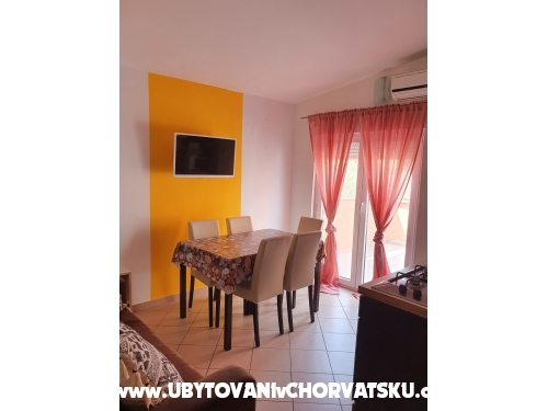Appartements Adria Pag - ostrov Pag Kroatien