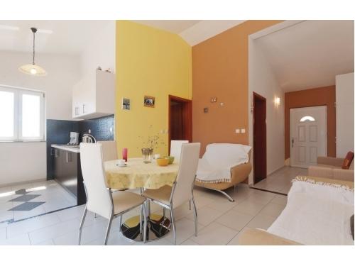 Apartment Božica - ostrov Pag Kroatien