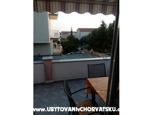 Apartmán  GIRO - ostrov Pag Chorvatsko