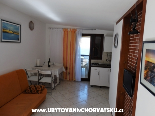 Apartment Ilija - ostrov Pag Croatia
