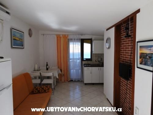 Apartman Ilija - ostrov Pag Horvátország