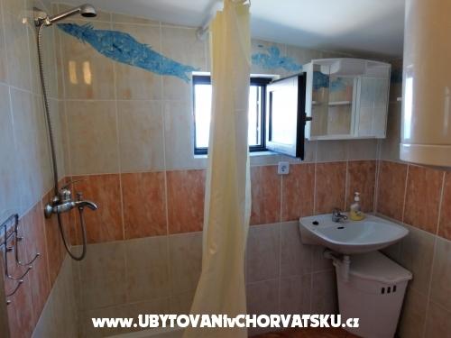Apartmán Ilija - ostrov Pag Chorvatsko