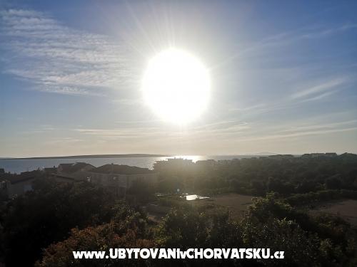Apartmány Maris - Andrea - ostrov Pag Chorvátsko