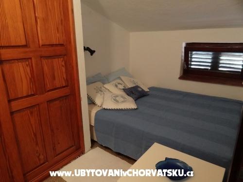Apartmán s pogledom na more - ostrov Pag Chorvatsko
