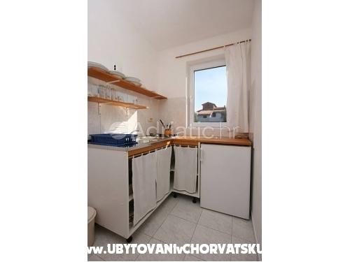 Apartmándre - ostrov Pag Chorvátsko