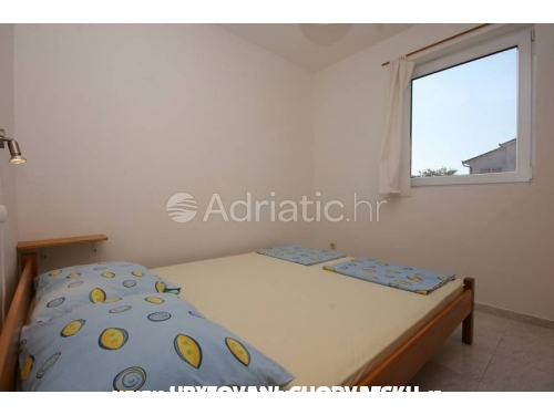 Apartmandre - ostrov Pag Horvátország