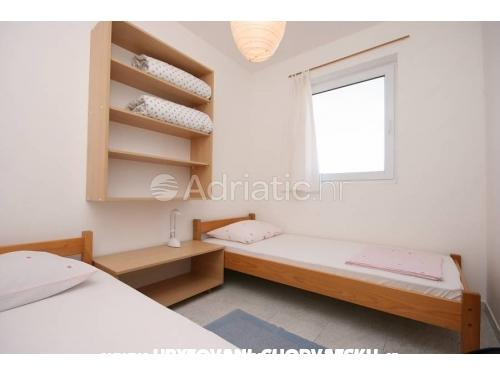 Appartementdre - ostrov Pag Croatie