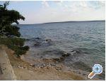 Apartmándre - ostrov Pag Chorvatsko