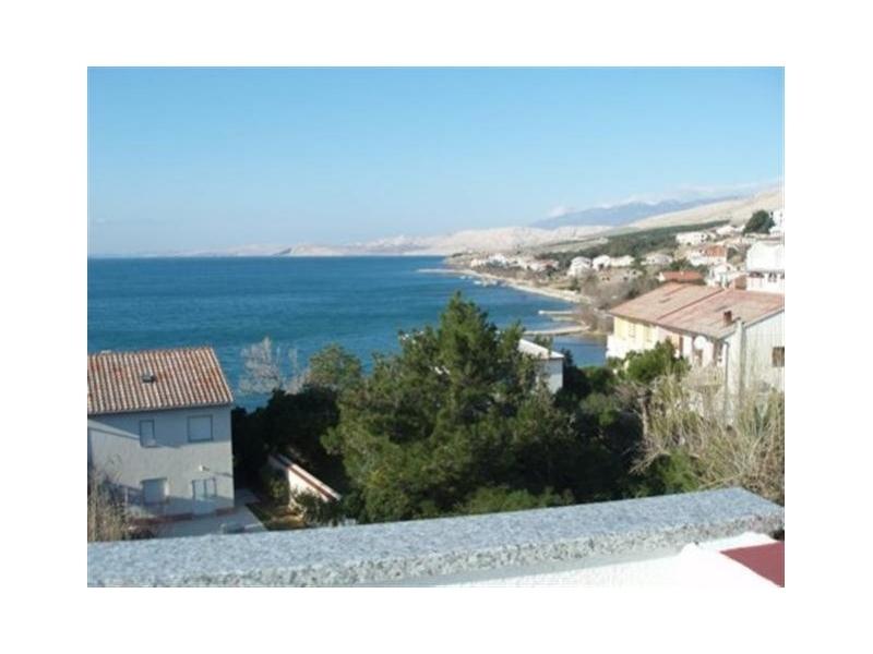 Appartements Allena - ostrov Pag Kroatien