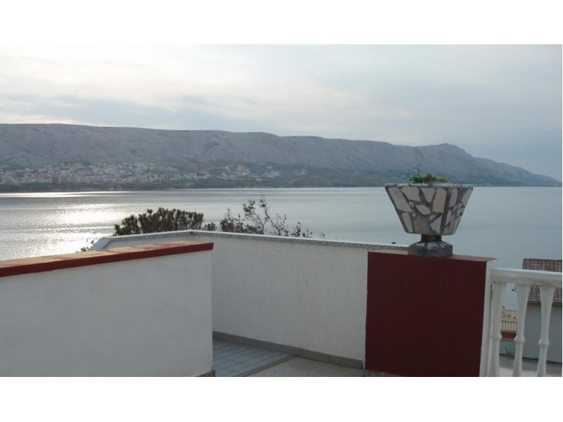 апартаменты Allena - ostrov Pag Хорватия