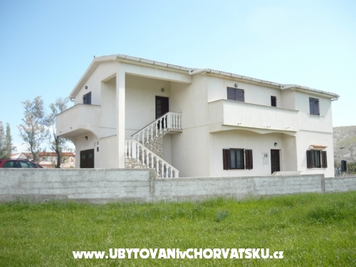 Appartements Jandre - ostrov Pag Croatie