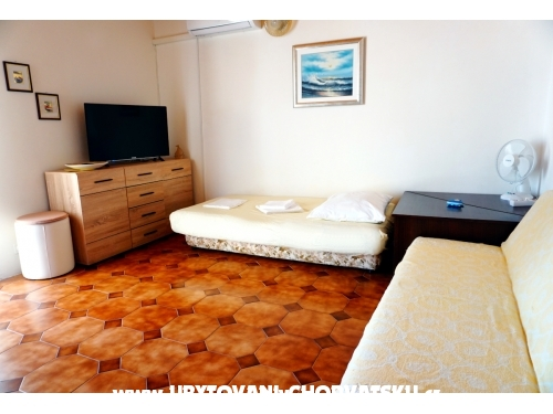 Appartements ARBAN - ostrov Pag Croatie