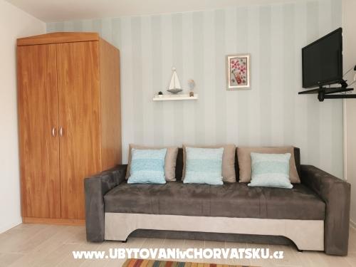 Apartm�ny Aurora - ostrov Pag Chorvatsko