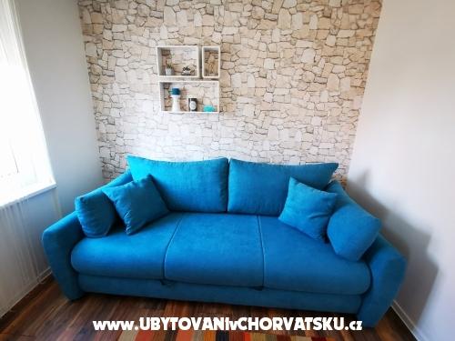 Apartmány Aurora - ostrov Pag Chorvatsko